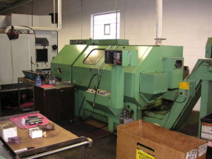 HITACHI SEIKI – CNC TURNING CENTERS   – 4NE-600
