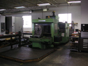 HITACHI SEIKI -HORIZONTAL MACHINING CENTER – HC500