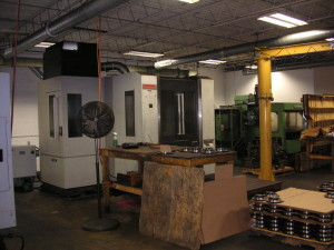 MORI SEIKI – HORIZONTAL MACHINING CENTER NH5000 DCG/50   50 CT