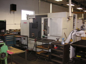 MORI SEIKI – CNC TURNING CENTER – NL2500/700