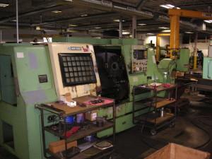 MORI SEIKI - CNC TURNING CENTERS   – SL-25